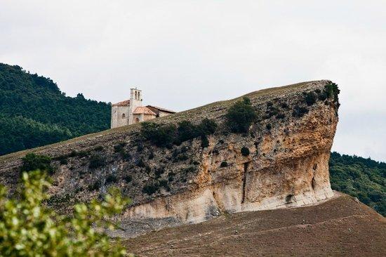 Hotel Restaurante Puente Romano: San Pantaleon de Losa