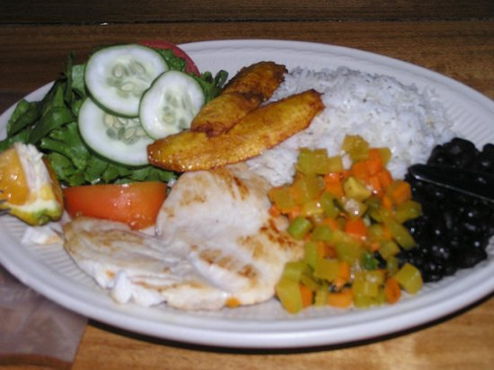 Bar Restaurant Meli: Seafood Casado