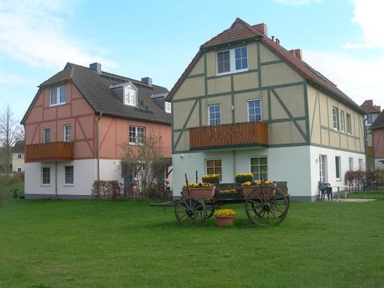 Dorfhotel Fleesensee: A warm and friendly atmosphere