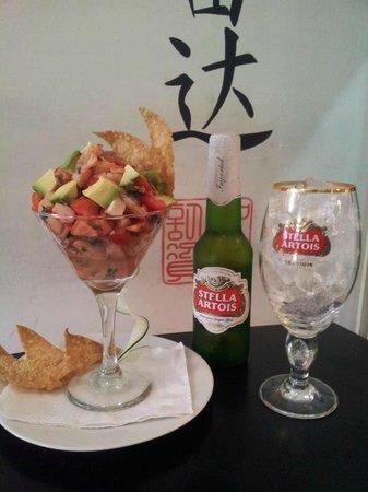 Akai Sushi & Oriental: La copa Umi