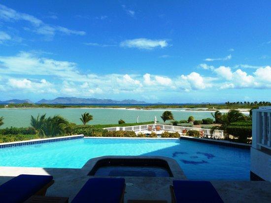 Sheriva Villa Hotel: Villa Pool
