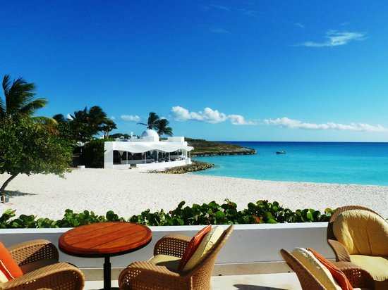 Sheriva Villa Hotel: Cap Juluca Beach