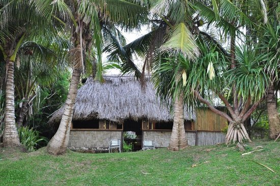 Beach Cocomo: Where we spent breakfast and dinner each night