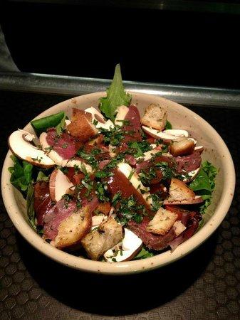 La Binchstub: Un salade gourmande parmi tant d'autre !