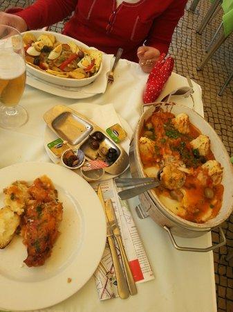 Restaurante Marisqueira Concha D`ouro : 22.04.2013