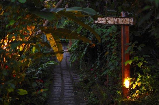 Pousada Naturalia: entrée