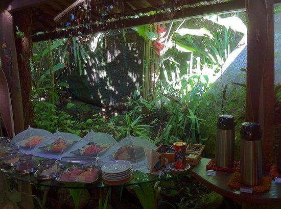 Pousada Naturalia: petit déjeuner