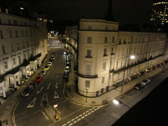 Royal Court Apartments: vista