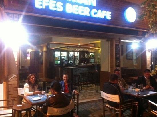 Hadrian Cafe bar: Hadrian bar