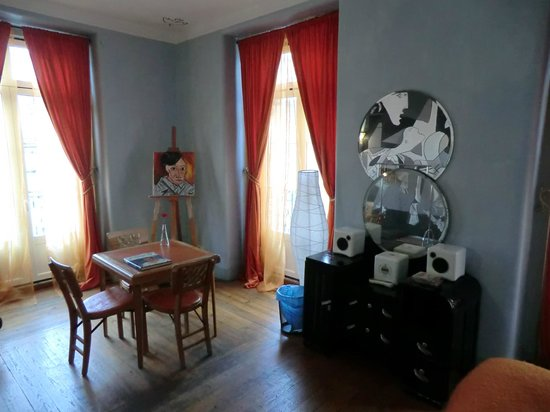 Artbeat Rooms: Chambre Picasso