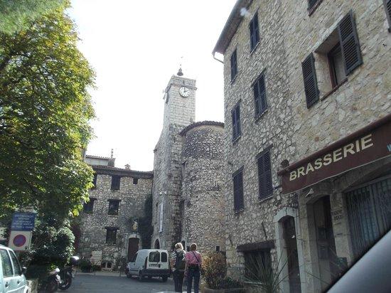 Ville medieval : Village of Vence