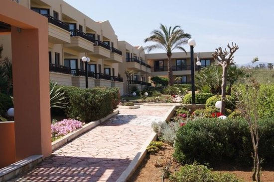Asterion Hotel Suites and Spa: Hotel