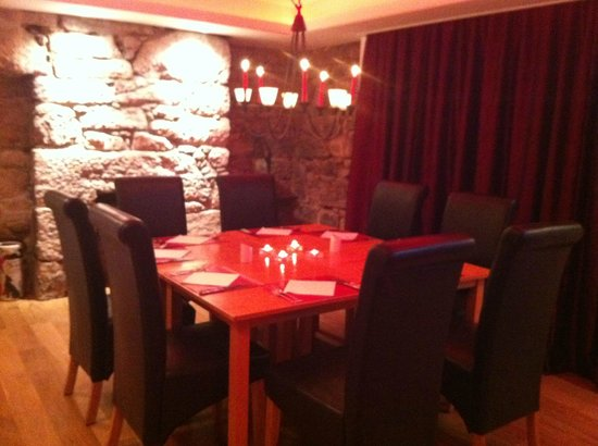 The Waterwheel Inn: Restaurant