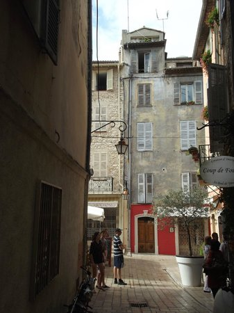 Ville medieval : Wandering in Vence