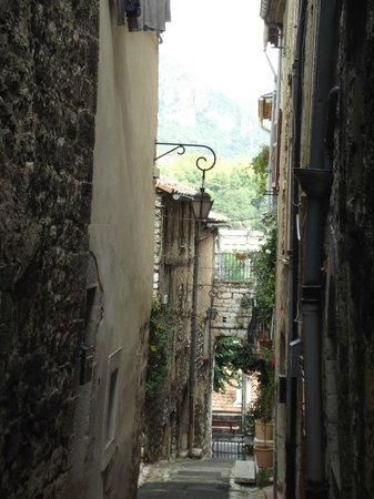 Ville medieval : Charming Vence