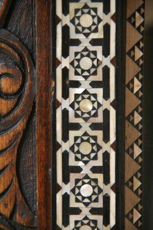 Riad Kniza: Detail