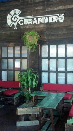 Restaurante Curandero: LUGAR AGRADABLE