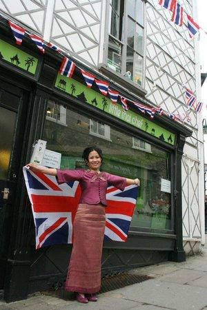 Little Thai Chef: Tana's citizenship day