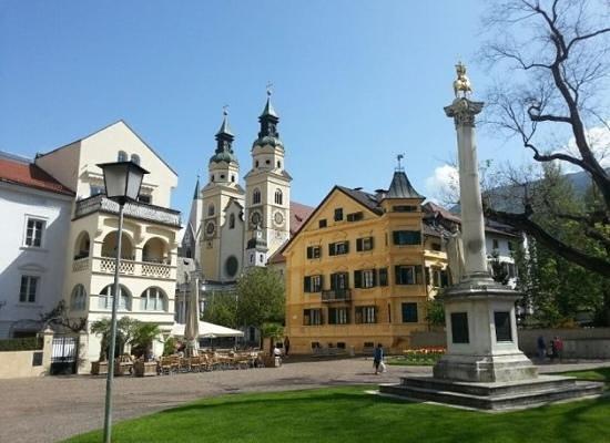Duomo di Bressanone: Domplatz Brixen