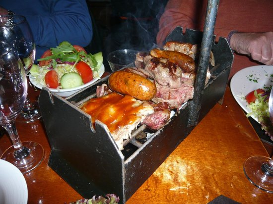 LA BOCA : molto comodo per tenere calda la carne