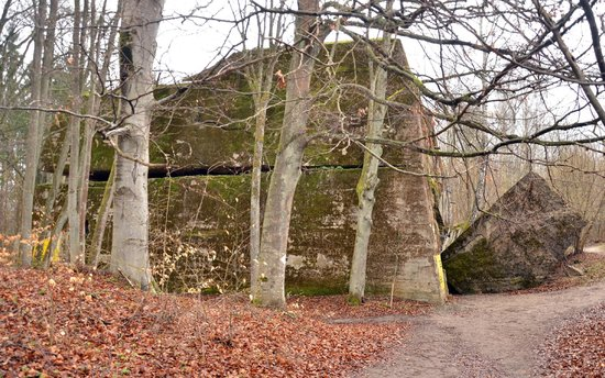 Wolf's lair - Wolfsschanze: Bunker