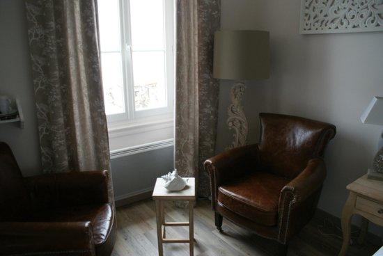 Grand Hotel Des Bains : Fauteuils