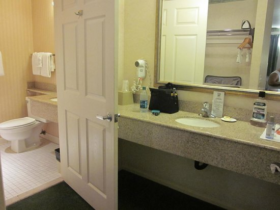 Old Town Inn : Bathroom