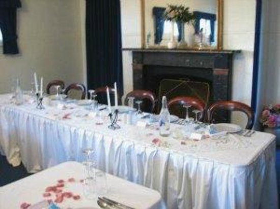 The Shirley Hotel Bed & Breakfast: The Shirley is a great venue for functions and weddings.