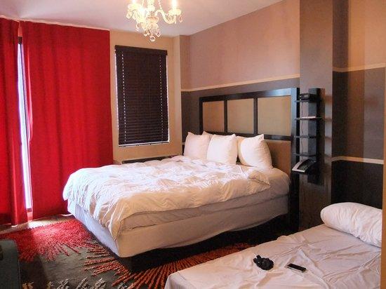 Hotel Vetiver: la camera