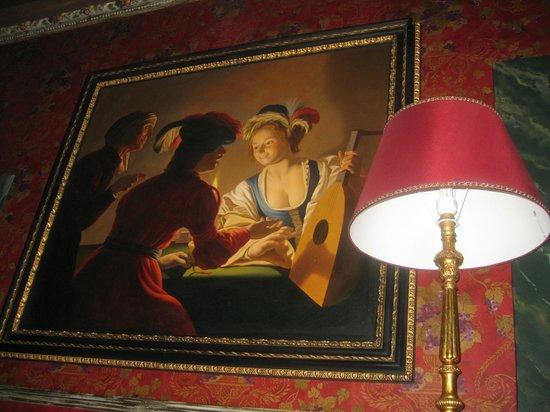 Antica Dimora de Michaelis : inside