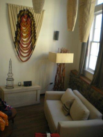 Casa Galos Hotel & Lofts: Increíble decoración