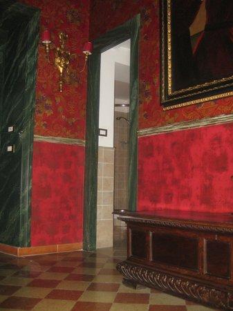 Antica Dimora de Michaelis : hall
