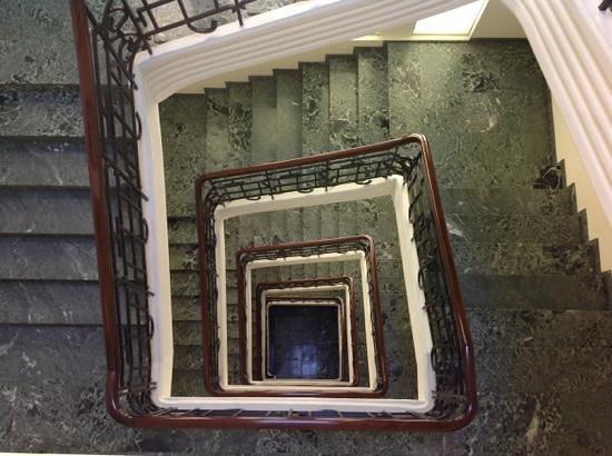 Radisson Blu 1919 Hotel, Reykjavik: Stairs