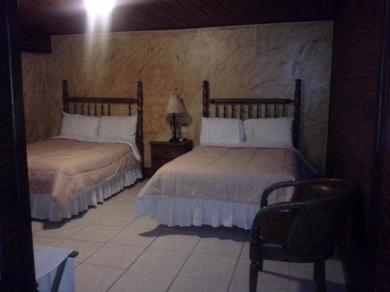 Hacienda El Jibarito : habitacion doble