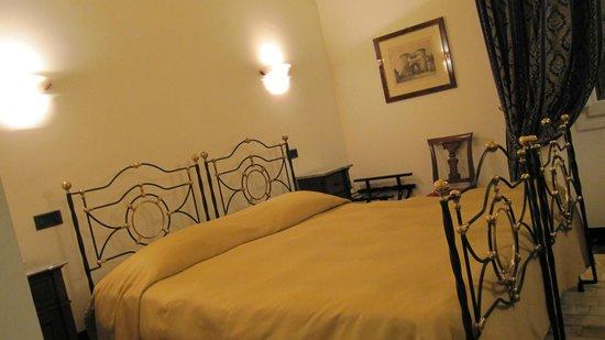 Villa Las Tronas Hotel  & Spa : Le lit