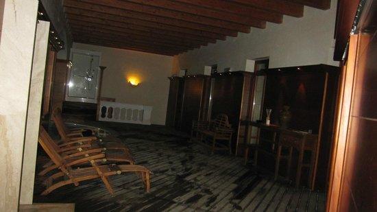 Villa Las Tronas Hotel  & Spa : Spa