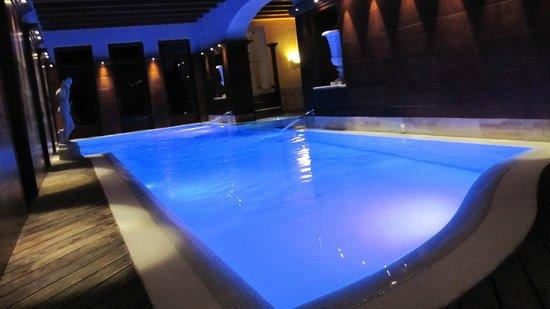 Villa Las Tronas Hotel  & Spa : Piscine eau de mer chaude