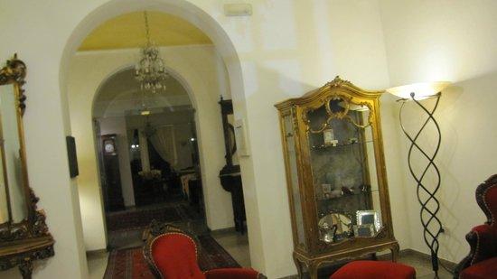 Villa Las Tronas Hotel  & Spa : Hall