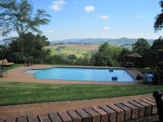 Protea Hotel Hazyview: Pool and a Great View