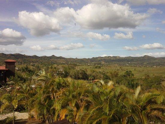 Hacienda El Jibarito: vista