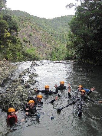 AWOL Canyoning Adventures: fun!