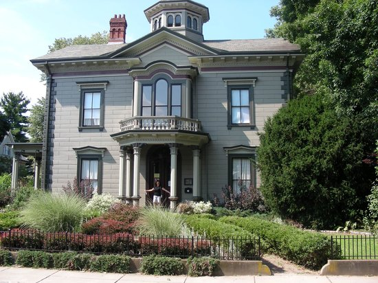 Taylor House Bed and Breakfast : l'esterno