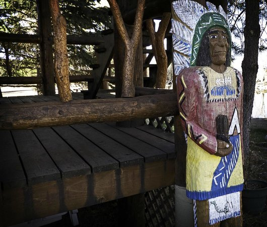 Sundance Bear Lodge: Cabin