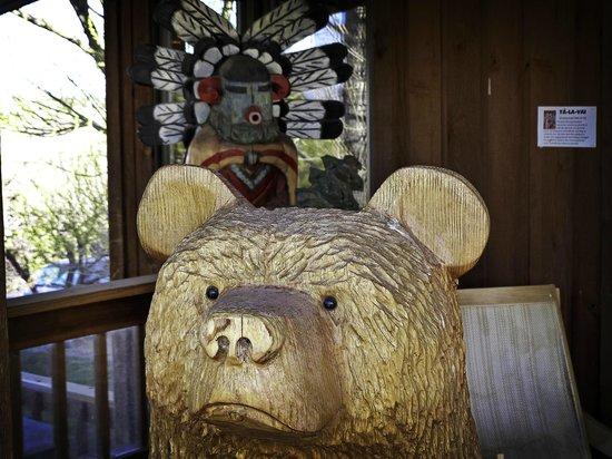 Sundance Bear Lodge: Main lodge