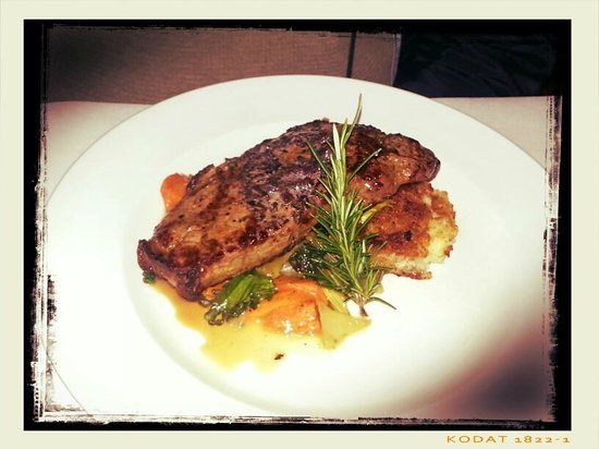 Ocean Boulevard Bistro & Martini Bar : Steak