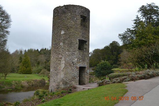 Blarney Castle & Gardens: The Tower