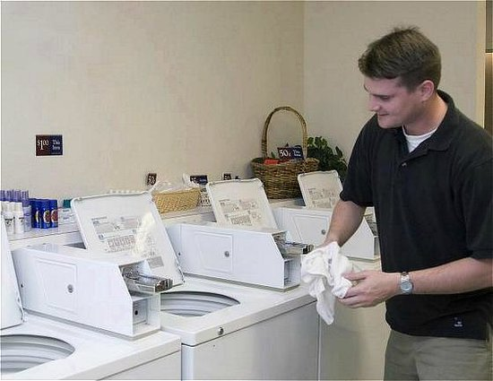 Free Washers & Dryers Only at Candlewood Suites New Bern