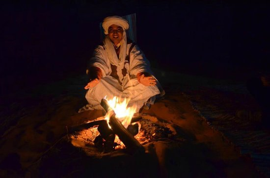 Merzouga Dunes Luxury Camps : when the desert is cold