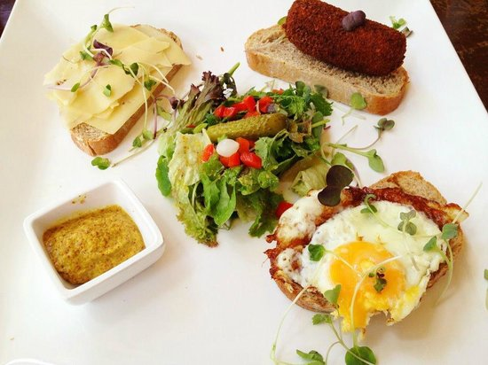 Landhuis Daniel Plantation Restaurant: Delicious Lunch @ Landhuis Daniel