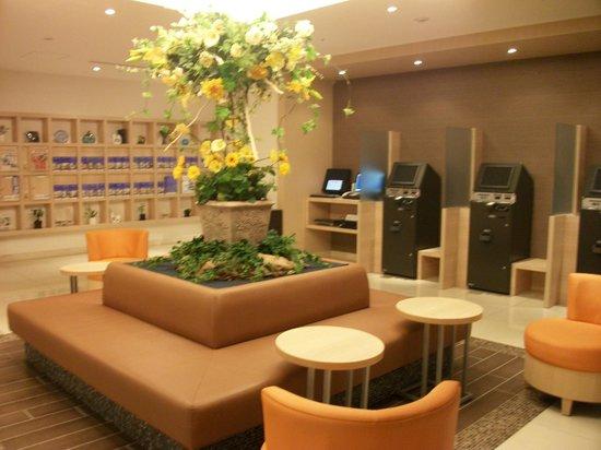Daiwa Roynet Hotel Sendai : front